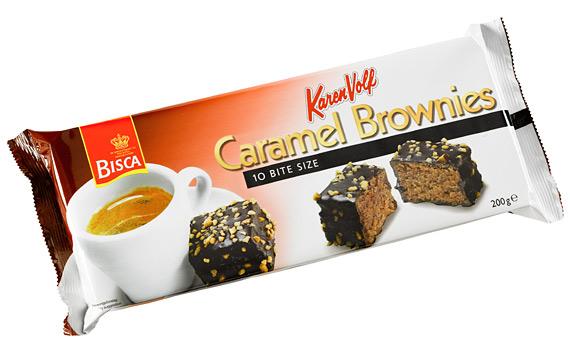 Caramel Bites, nå er de borte (1)