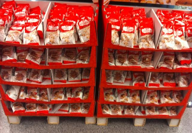 Julekakemikser fra Idun