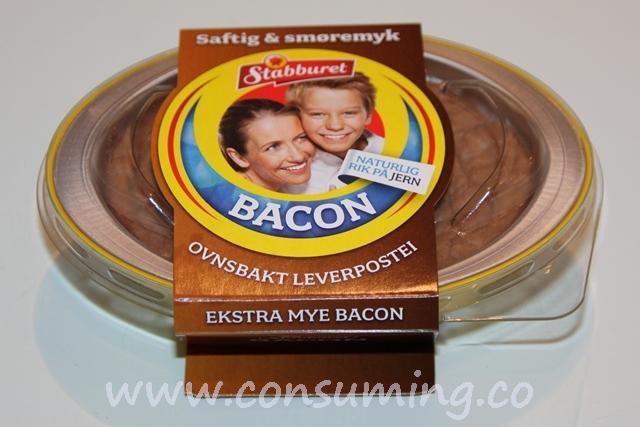 Baconleverpostei