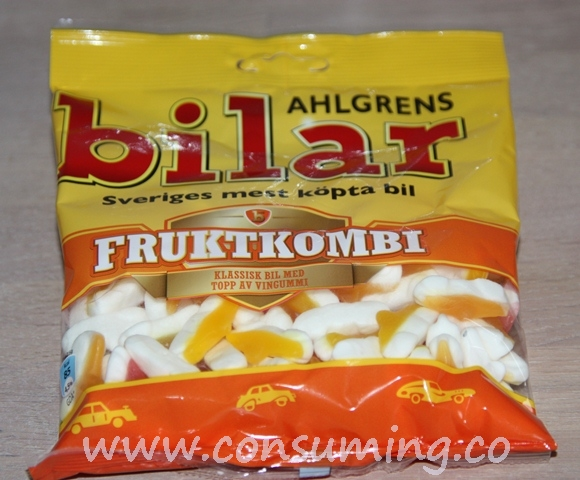 Bilar fruktkombi