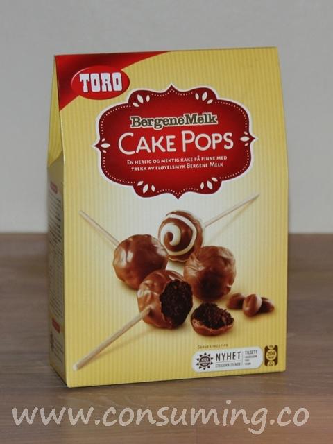 Cake Pops fra Toro