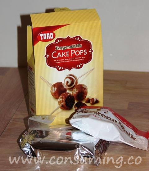 Cakepops fra Toro