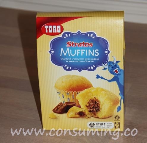 Muffins med stratos 3