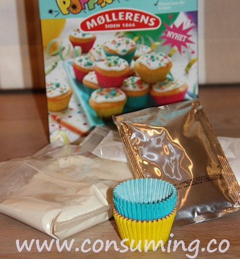 popping muffins