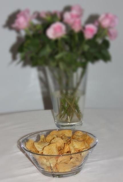 chips i skål