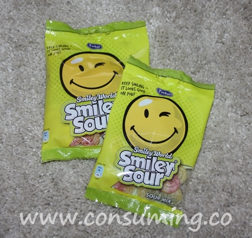 smiley sour