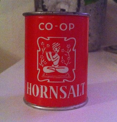 hornsalt