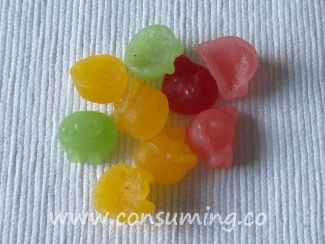 Fruktpastiller