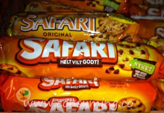 Safari med god gammel oppskrift