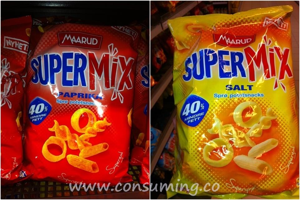 supermix paprika og salt