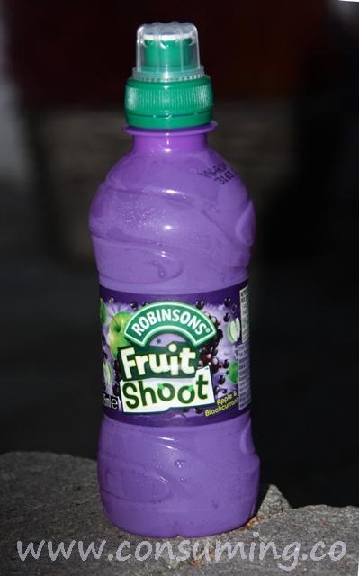 fruit shoot lilla