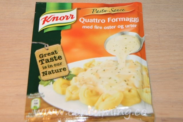 Knorr pastasaus 4 oster