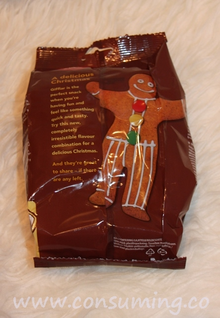 Gifflar gingerbread
