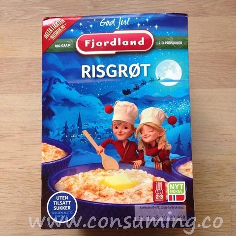 risgrøt fra Fjordland