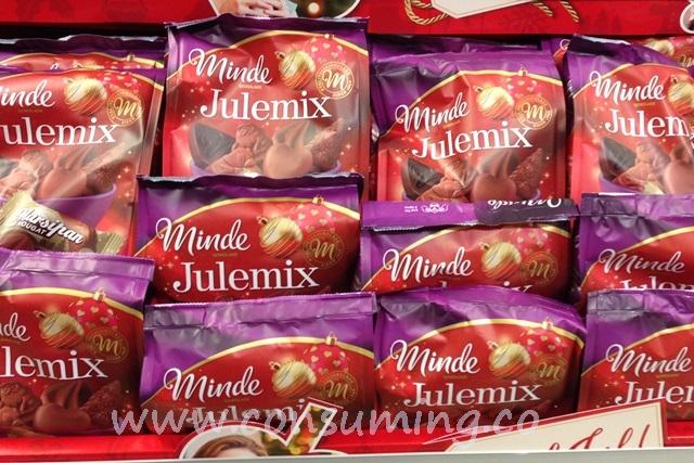 Julemix fra Minde sjokolade