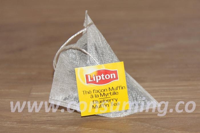 Blueberry Muffin fra Lipton bag