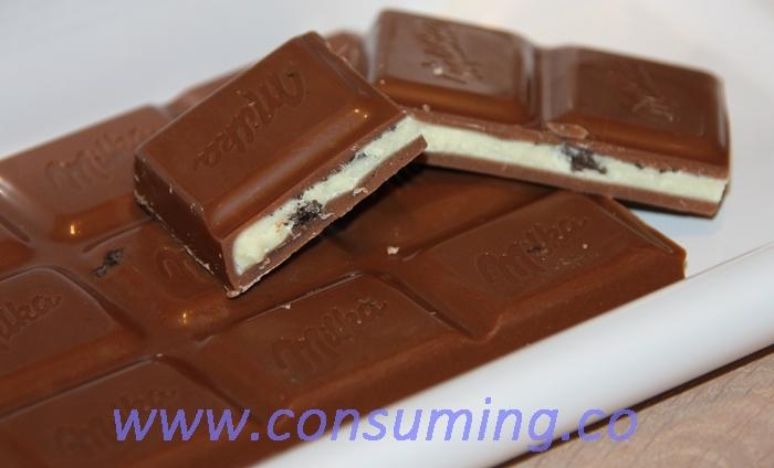 Sjokolade med Oreo