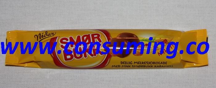 Smørbukksjokoladen