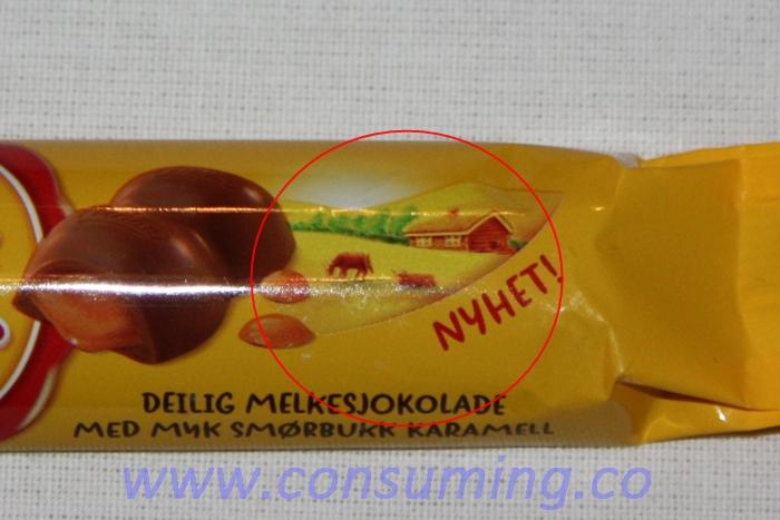 Smørbukksjokolade - Kopi