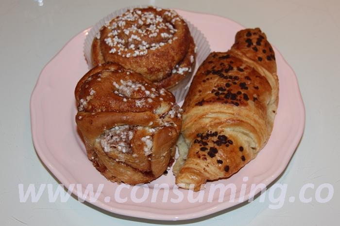Bakervarer fra Narvesen
