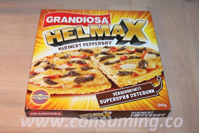 Grandiosa Helmax Marinert Pepperbiff