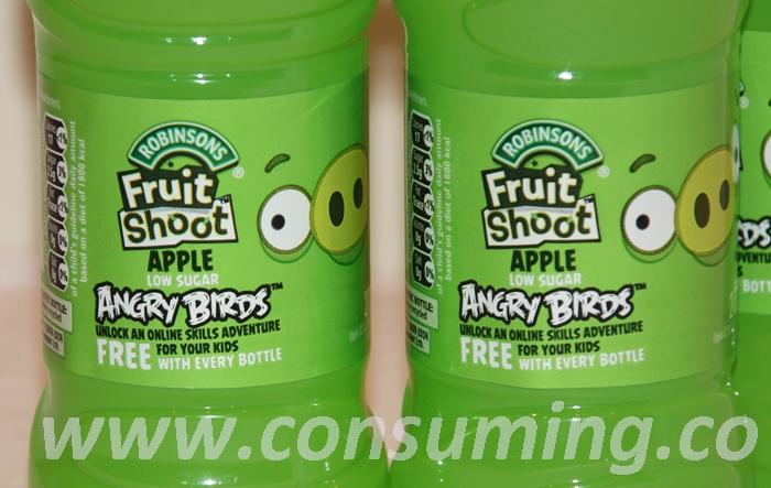 fruit shoot apple 1