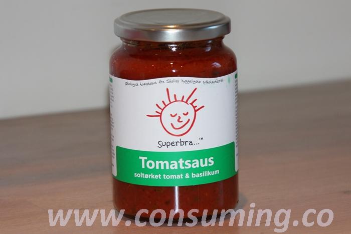 Superbra tomatsaus