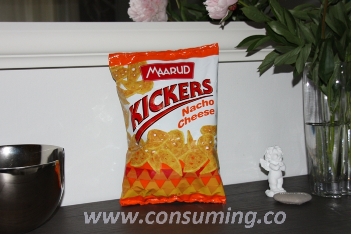 Kickers Nacho Cheese fra Maarud