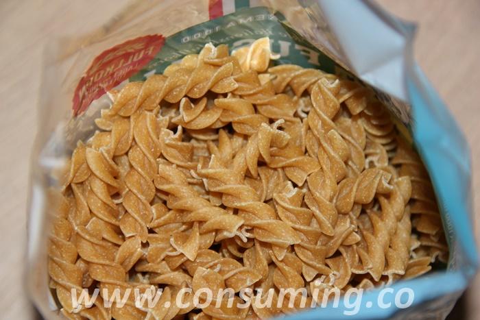 Pasta fra Rema 1000 oppi posen