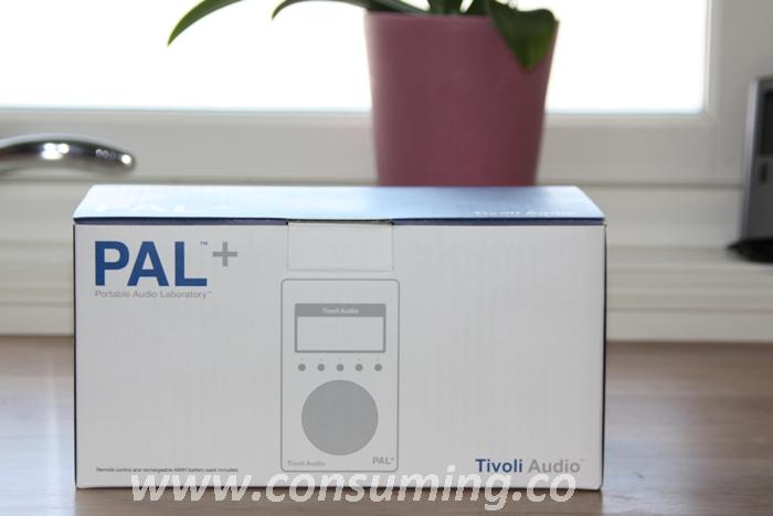 Tivoli Audio  i esken sin