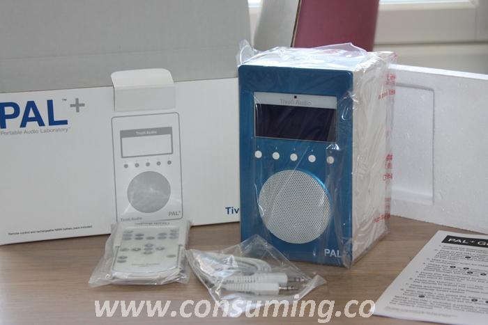 Tivoli Audio i plastikk