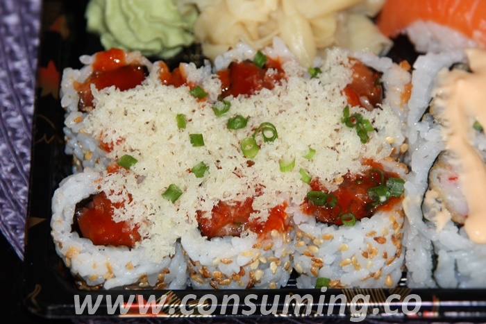 tin tin spicy laksemaki
