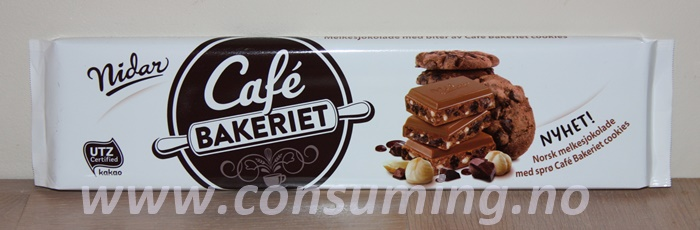 Cafe Bakeriet sjokoladen uåpnet