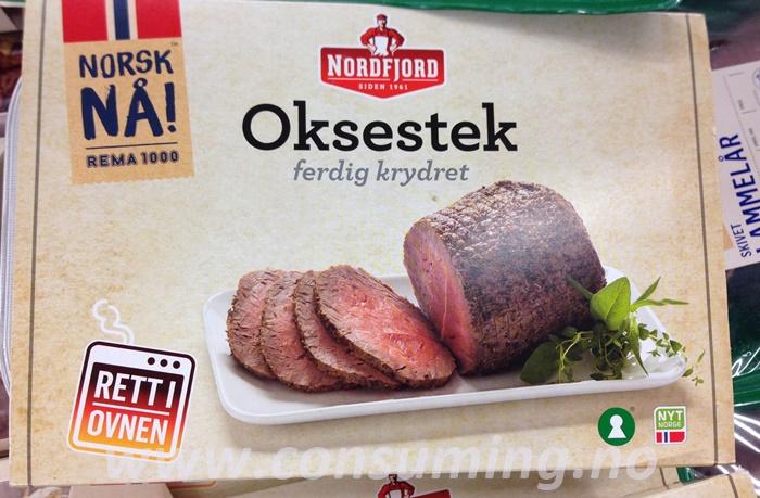 NÅ Oksestek